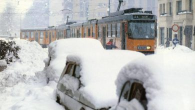 Photo of Gennaio 1985, le grandi nevicate: gelo da record.