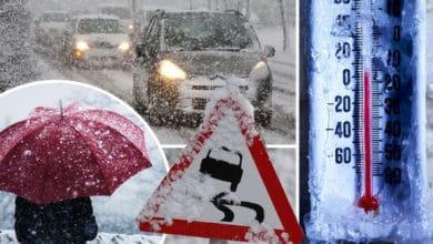 Photo of Meteo live: ecco la neve! Tutti i dettagli