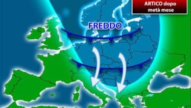 Photo of Ponte Immacolata: previsioni meteo a lungo termine