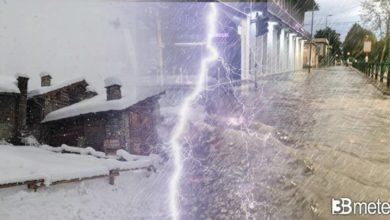 Photo of Meteo weekend, ecco l'inverno. Neve in appennino e vento intenso