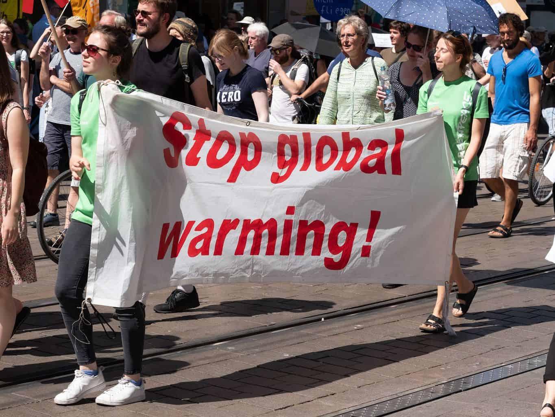 Il 2020 anno top per i cambiamenti climatici