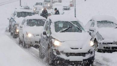 Photo of Meteo, nevicate confermate. Località e quota neve del fine settimana (dettagli e cartine)