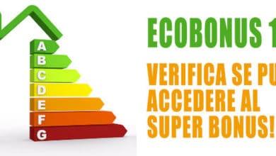 Photo of Ecobonus gli interventi per il 110%. Dettagli