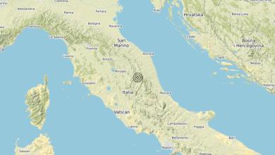 Photo of Terremoto 2 km NE Norcia (PG) – Magnitudo (ML) 2.0