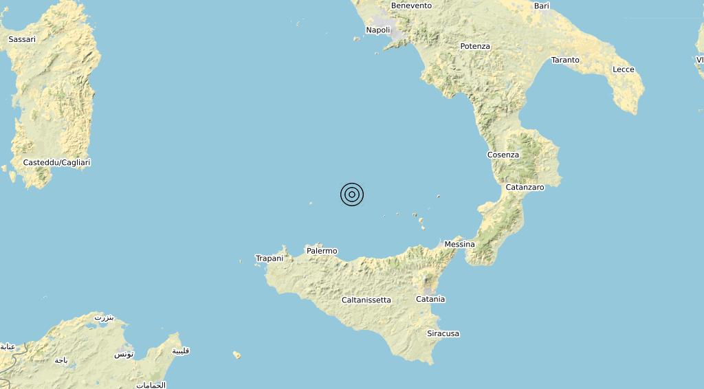 Terremoto 05-11-2020