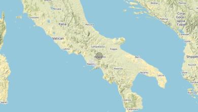 Photo of Terremoto 1 km NW Ceppaloni (BN) – Magnitudo (ML) 3.1