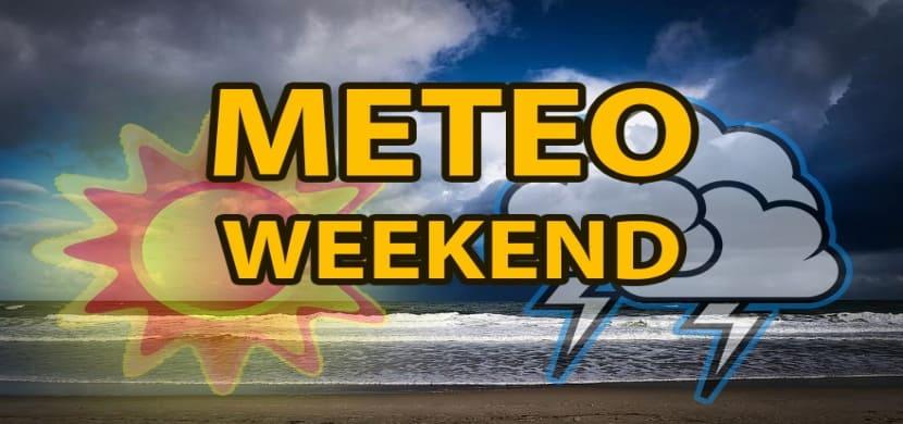 Le previsioni meteo weekend