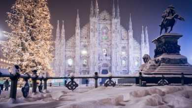 Photo of 3B Meteo Milano: FORTI NEVICATE