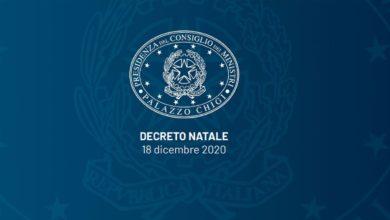 Photo of Decreto di Natale, cosa si può fare oggi? (PDF autocertificazione)