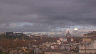 Photo of Meteo live centrale: Lazio, Toscana, Umbria e Marche.