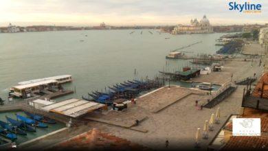 Photo of Venezia, previsioni acqua alta e meteo fino a venerdì