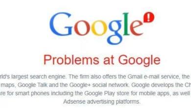 Photo of Google down, oggi 14 dicembre