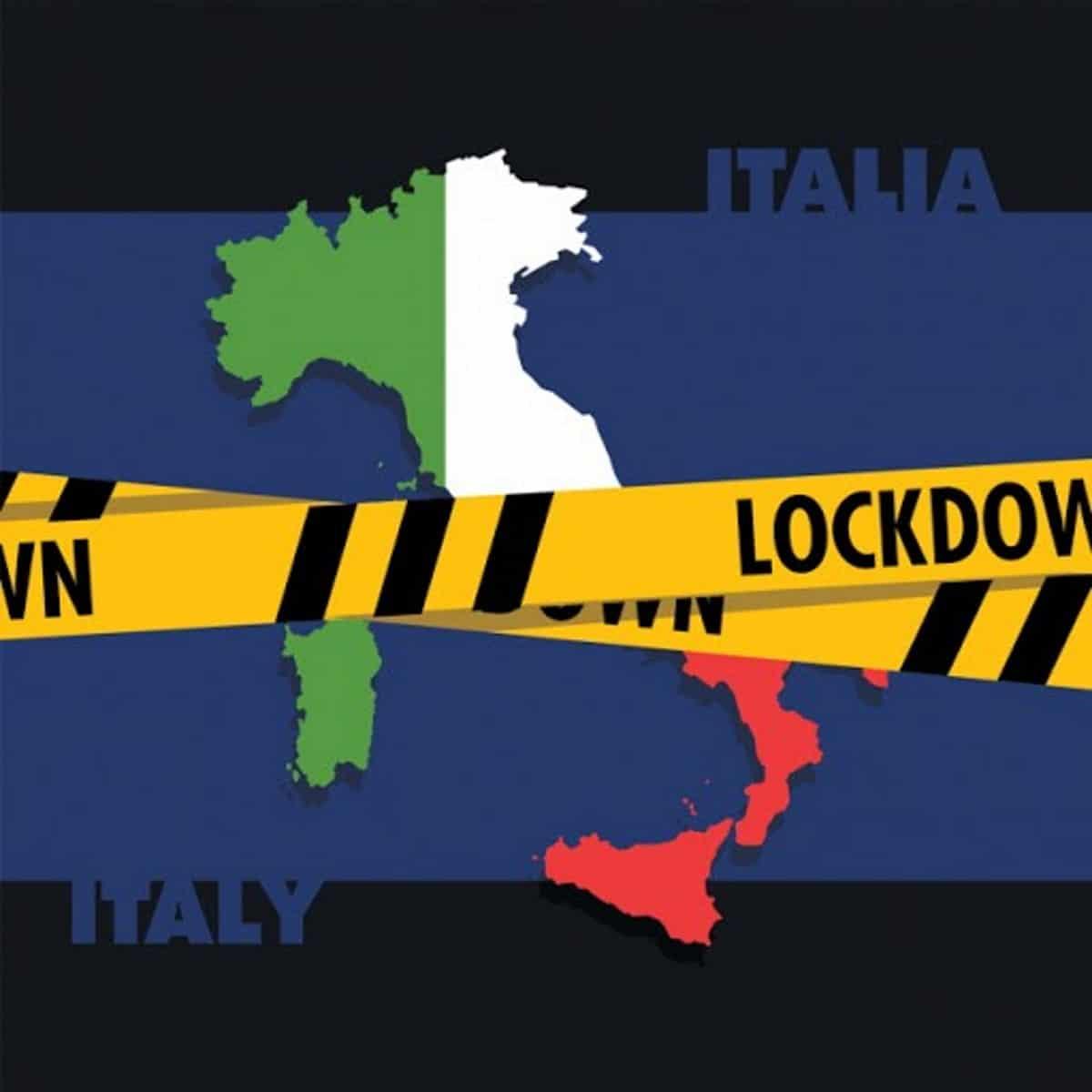 Verso il blocco totale e nuovo LOCKDOWN a NATALE. Il punto della situazione    ▷ Il Meteo e Previsioni del Tempo in Italia live, Terremoti e News