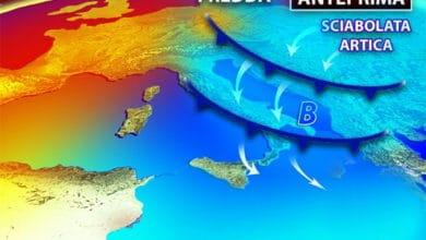 Photo of Meteo a lungo termine: previsioni per la settimana