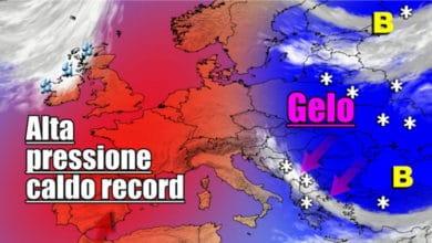 Photo of Meteo: fase anticiclonica. Qualche giorno di bel tempo