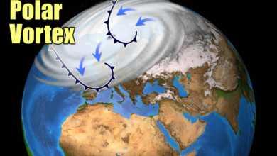 Photo of Meteo Giornale: il Vortice Polare impazzito. Forti ondate di gelo in arrivo?