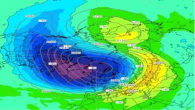Photo of Meteo lungo termine: pazzesco STRATWARMING. Inverno infinito con NEVE abbondante.