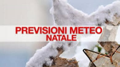 Photo of Meteo Natale 2020, verso una fase più fredda
