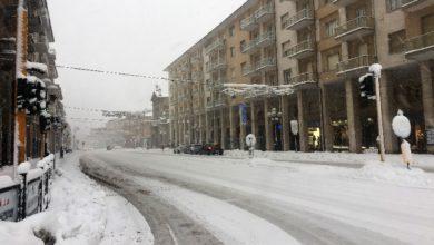 Photo of Meteo neve: nord sotto scacco gelido dell'aria ARTICA