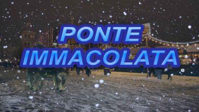 Photo of Previsioni meteo domani 08.12.2020: pessimo ponte dell'immacolata.