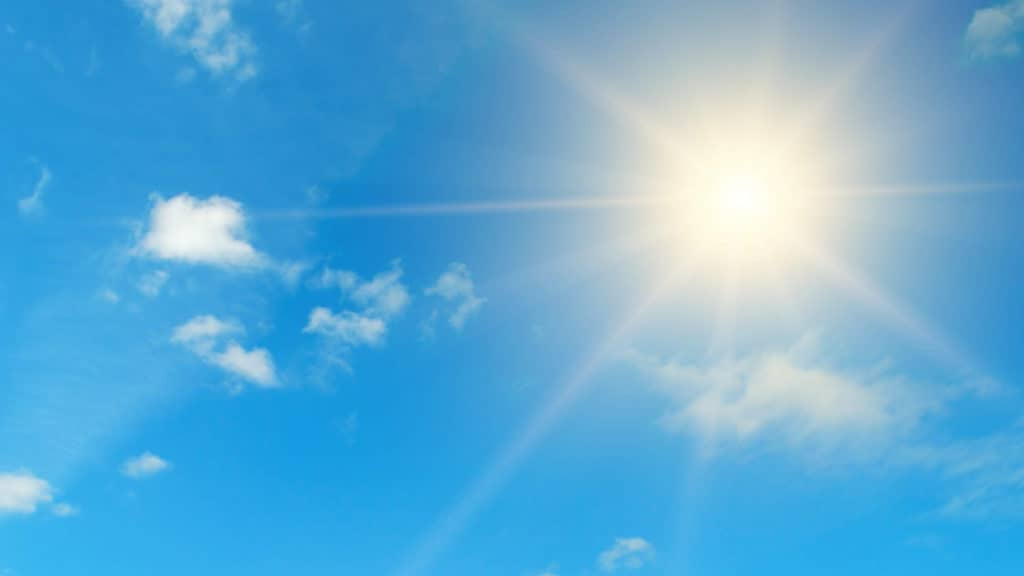 Previsioni meteo per settembre 2021