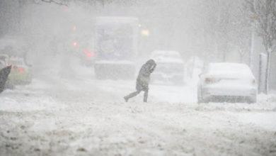 Photo of Il Meteo Natale 2020: le previsioni del tempo con gelo e neve della sciabolata artica dal 25 dicembre.