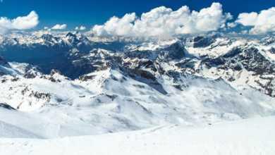 Photo of Le correnti gelide di lunedì, previsioni meteo settimanali