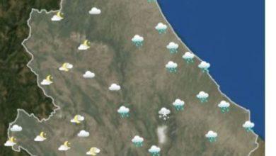 Photo of Meteo in Abruzzo, tra neve e pioggia fino al week end