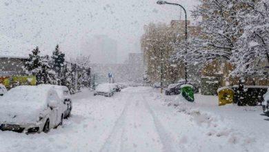 Photo of Meteo live: neve in pianura in atto (foto, video e previsioni)