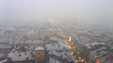 Photo of Meteo live: neve abbondante in atto