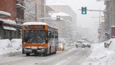 Photo of Meteo: neve fino a quote bassissime. Imbiancate Torino e Milano?