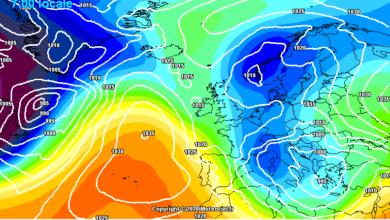 Photo of Previsioni Meteo lungo termine: Natale e Capodanno sotto la neve?