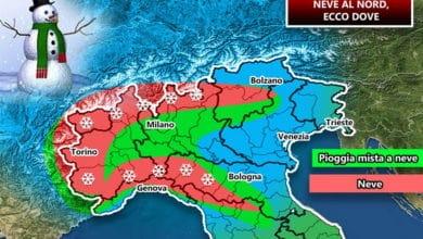 Photo of Previsioni meteo di domani 05-12-2020