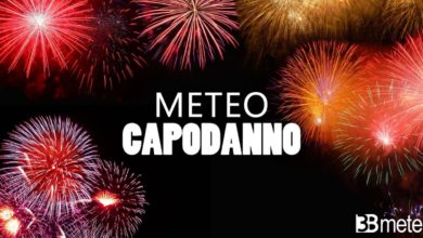 Photo of 3B METEO: tendenza previsioni per CAPODANNO