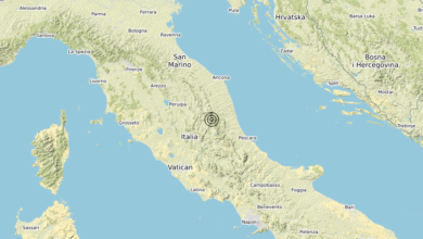 Photo of Terremoto 4 km E Accumoli (RI) – Magnitudo (ML) 3.0