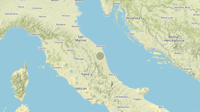 Photo of Terremoto 2 km SW Montegiorgio (FM) – Magnitudo (ML) 3.6