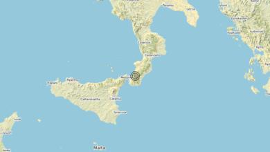 Photo of Terremoto 8 km N Roccaforte del Greco (RC) – Magnitudo (ML) 3.0