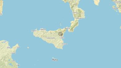 Photo of Terremoto 3 km NE Ragalna (CT) – Magnitudo (ML) 3.2