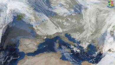 Photo of Meteo Live: freddo e venti forti fino a sabato