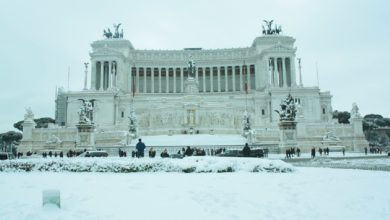 Photo of Neve su Roma, ecco tutto quello che sappiamo