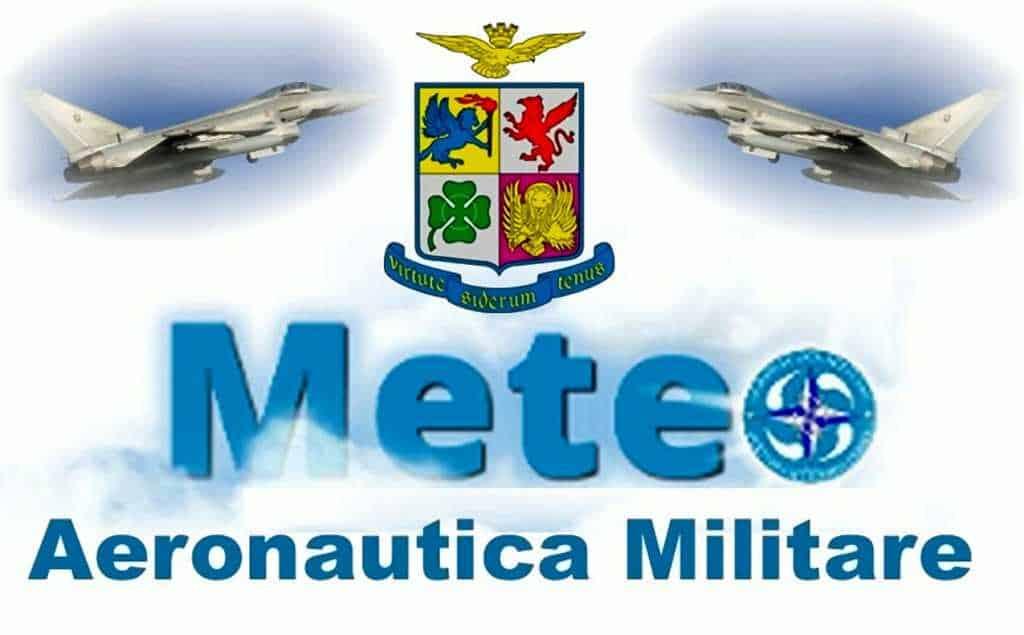 Aeronautica Militare, previsioni meteo