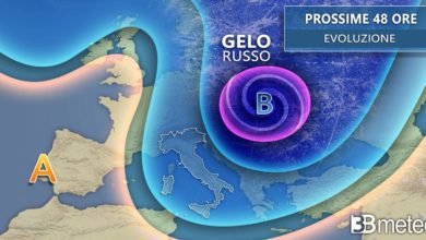 Photo of Meteo: GELO INTENSO nella NOTTE, ma le TEMPERATURE risaliranno