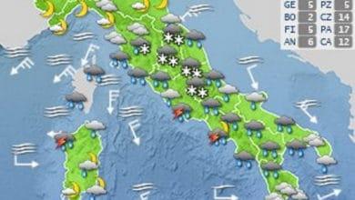 Photo of IlMeteo: prossime ore tra NEVE diffusa al nord e CALDO PRIMAVERILE IN SICILIA