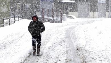 Photo of Meteo: Prorogata allerta gialla in Campania. Abbondanti nevicate in Garfagnana. Bufera di neve ad Asiago