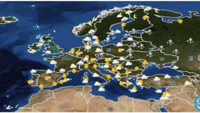 Photo of Nuovo meteo, anche il gelo dalla Russia influenzerà il Weekend