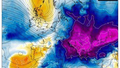 Photo of Meteo, le previsioni del tempo in Italia per i  prossimi giorni.