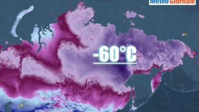 Photo of Meteo, Siberia nel frezeer. Freezer. Ripercussioni in Italia?