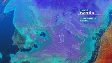 """Photo of 3B METEO """" il MALTEMPO raggiunge l'Italia con piogge e NEVE"""""""
