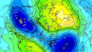 Photo of Stratwarming 2021: verso il gelo nella seconda parte di GENNAIO