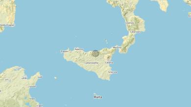 Photo of Terremoto 4 km NW Sperlinga (EN) – Magnitudo (ML) 3.2